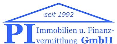 Hier sehen Sie das Logo von PI Immobilien- u. Finanzvermittlung GmbH
