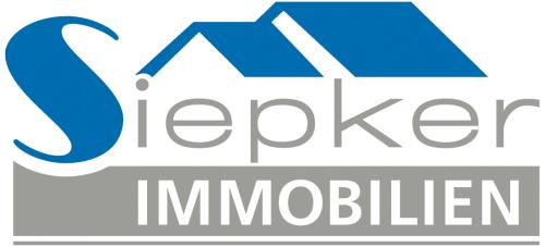 Hier sehen Sie das Logo von Siepker-Immobilien