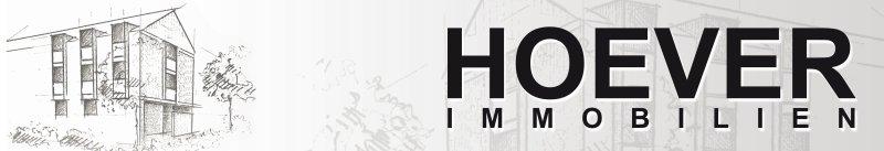 Hier sehen Sie das Logo von HOEVER Immobilien