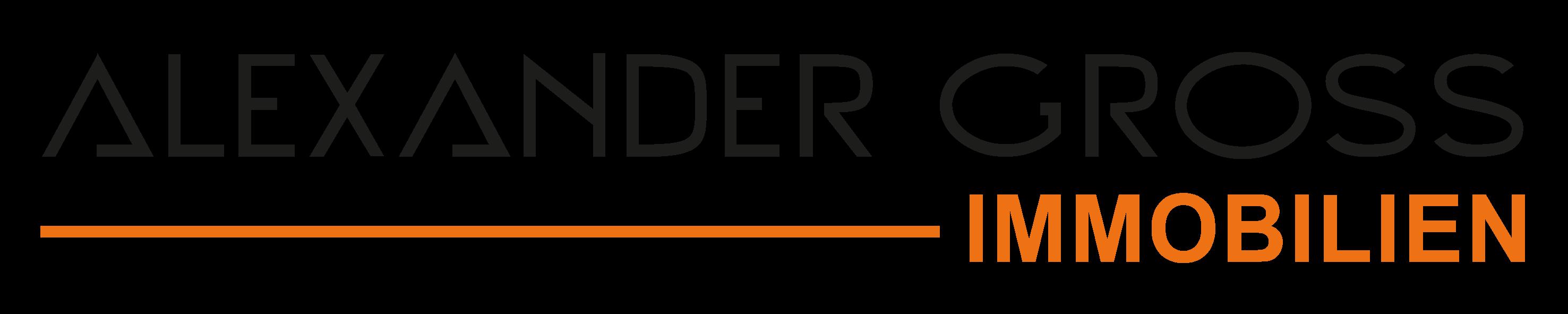 Hier sehen Sie das Logo von ALEXANDER GROSS Immobilien GmbH
