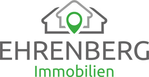 Hier sehen Sie das Logo von Hans-Ulrich Müller, Immobilienmakler, Ehrenberg Immobilien