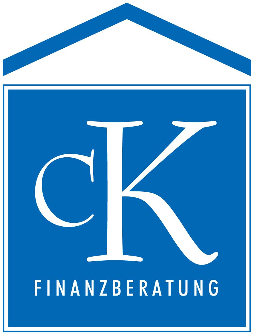 Hier sehen Sie das Logo von cK Finanzberatung