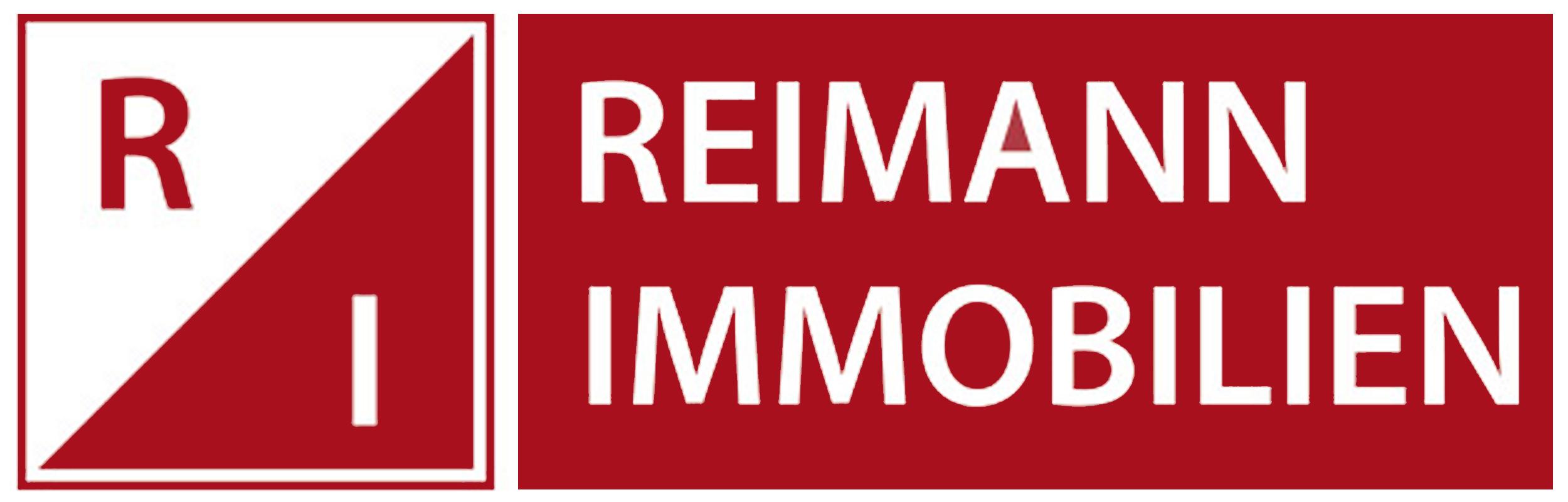 Hier sehen Sie das Logo von Reimann Immobilien