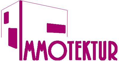 Hier sehen Sie das Logo von IMMOTEKTUR