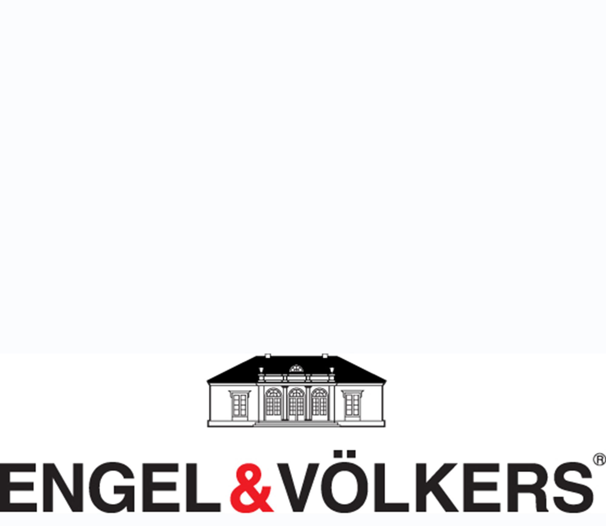 Hier sehen Sie das Logo von Engel & Völkers