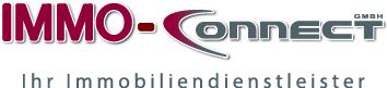 Hier sehen Sie das Logo von IMMO-Connect GmbH