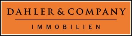 Hier sehen Sie das Logo von Dahler & Company Immobilien