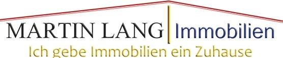 Hier sehen Sie das Logo von Martin Lang Immobilien
