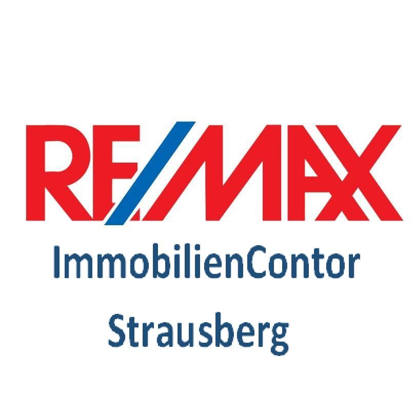Hier sehen Sie das Logo von RE/MAX Immobilien Contor