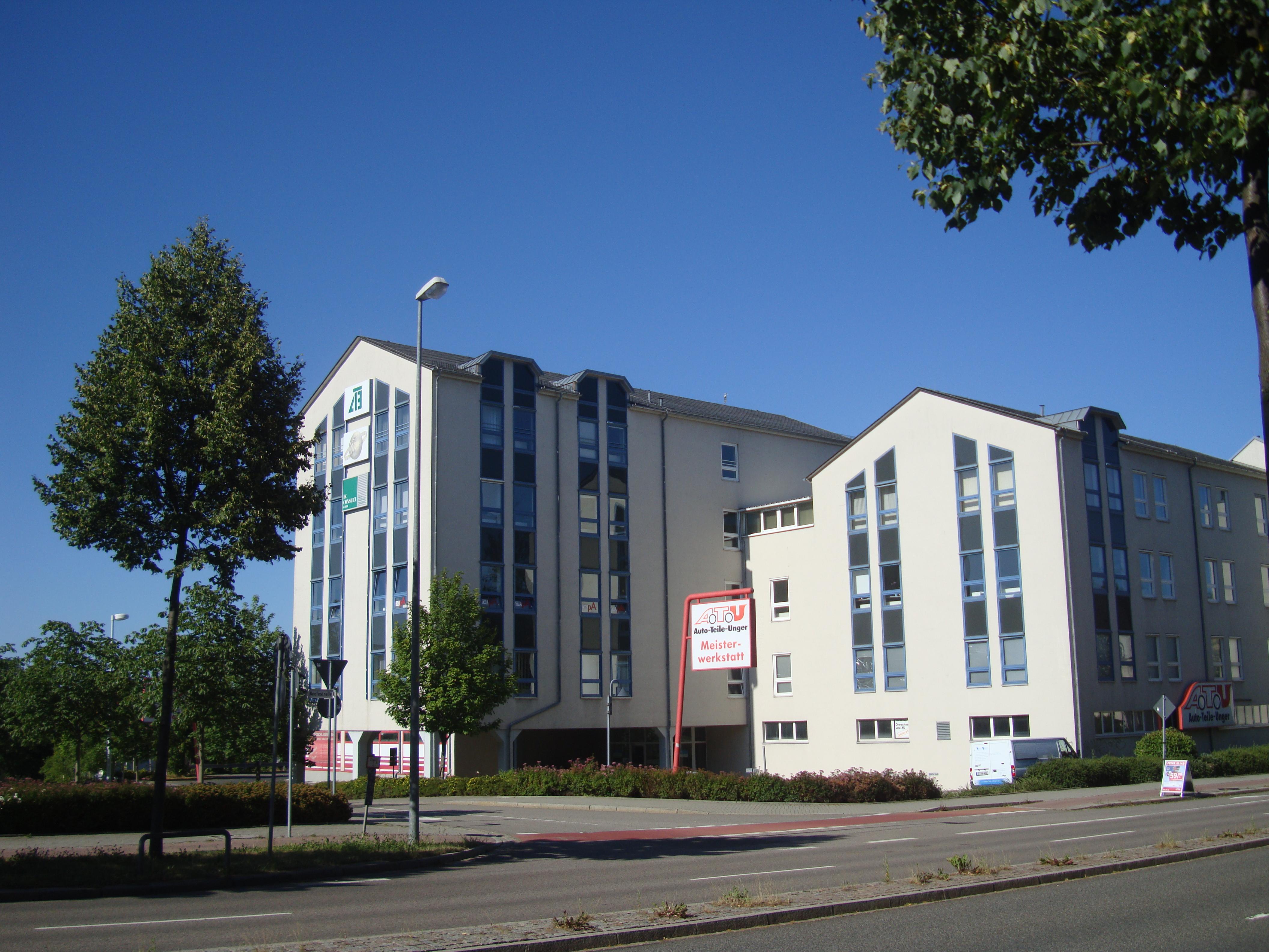 Unser Bürogebäude - Hier finden Sie uns!