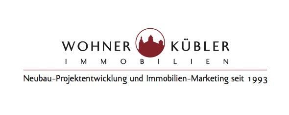 Hier sehen Sie das Logo von Wohner & Kübler Immobilien
