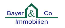 Hier sehen Sie das Logo von Bayer & Co. Immobilien