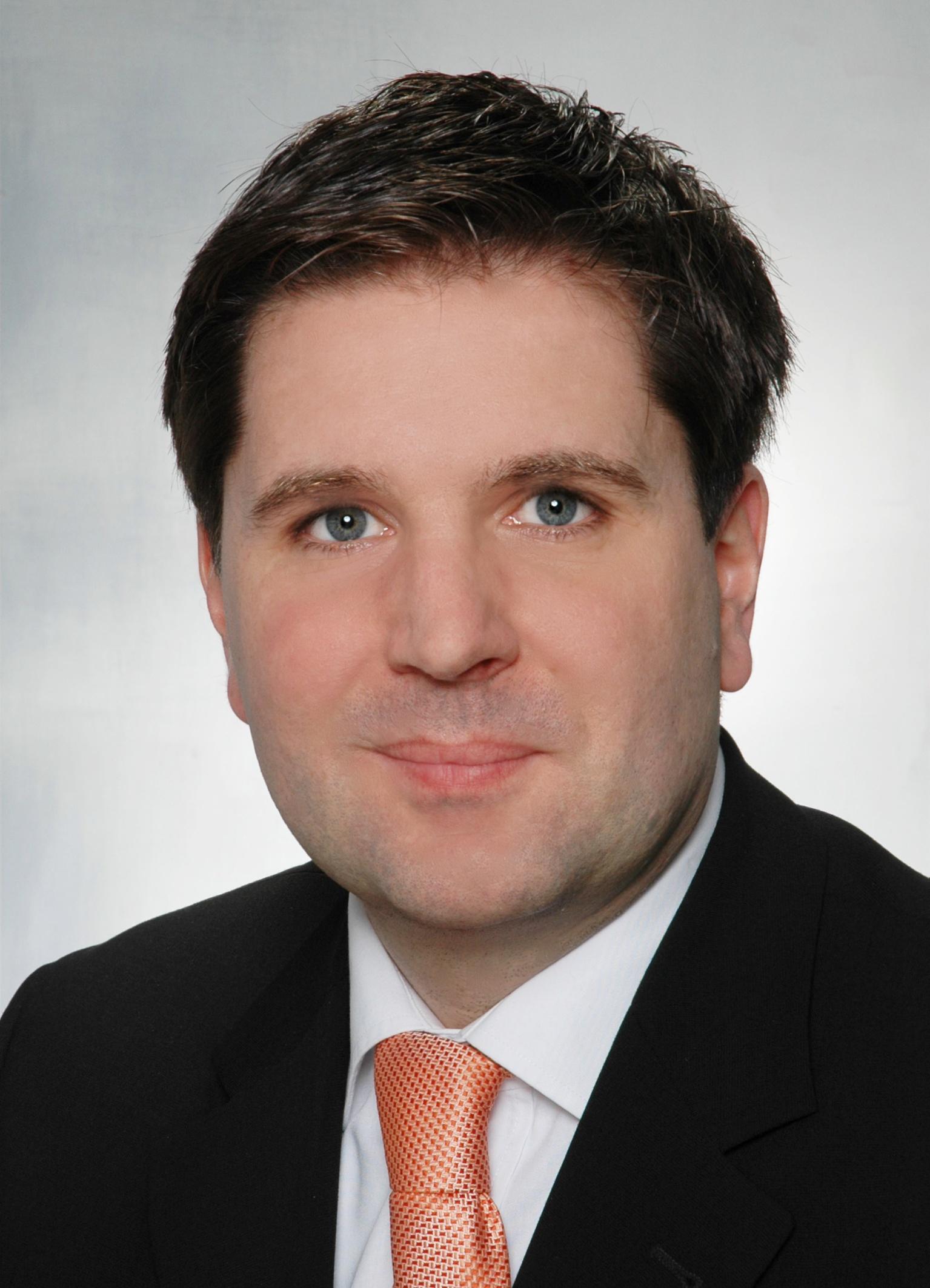 Oliver Joachim Vertriebsleiter