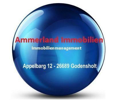Hier sehen Sie das Logo von Ammerland Immobilien