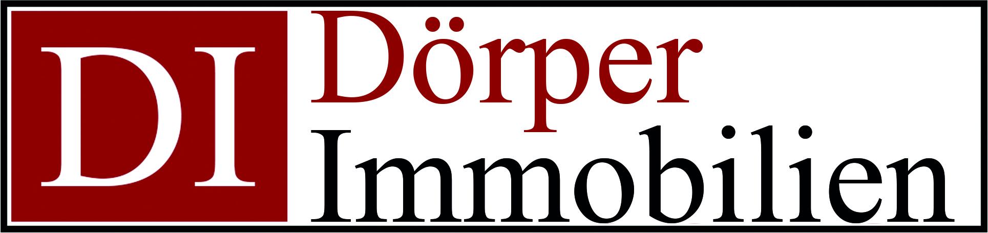 Hier sehen Sie das Logo von Dörper Immobilien