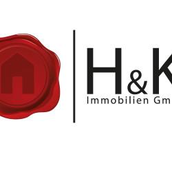Hier sehen Sie das Logo von H&K Immobilien GmbH