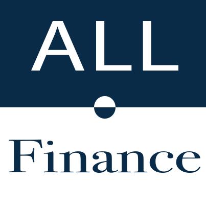 Hier sehen Sie das Logo von ALL-Finance