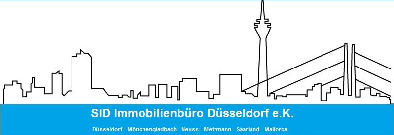 Hier sehen Sie das Logo von SID Immobilienbüro Düsseldorf e.K.