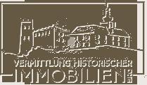 Hier sehen Sie das Logo von Vermittlung historischer Immobilien OHG