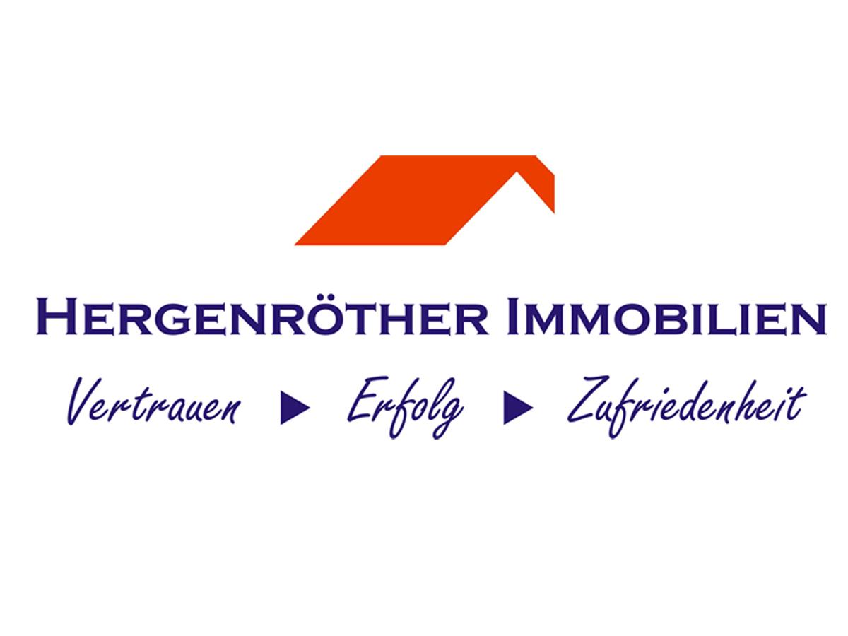 Hier sehen Sie das Logo von Hergenröther Immobilien