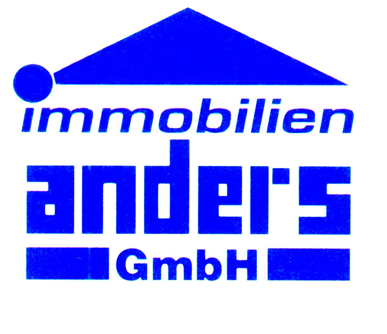 Hier sehen Sie das Logo von Immobilien anders GmbH