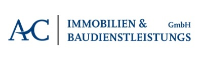 Hier sehen Sie das Logo von AC Immobilien & Baudienstleistungs GmbH