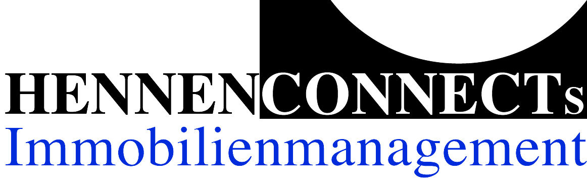 Hier sehen Sie das Logo von Hennenconnects Immobilienmanagement