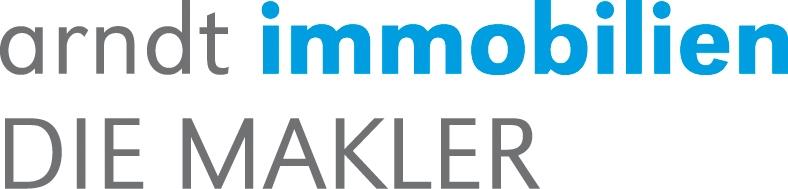 Hier sehen Sie das Logo von Arndt Immobilien GmbH