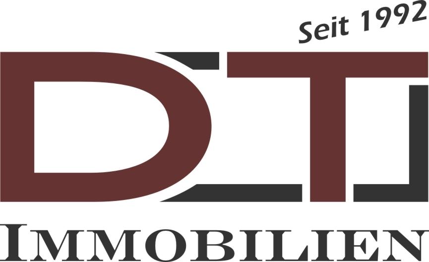 Hier sehen Sie das Logo von DT Immobilien
