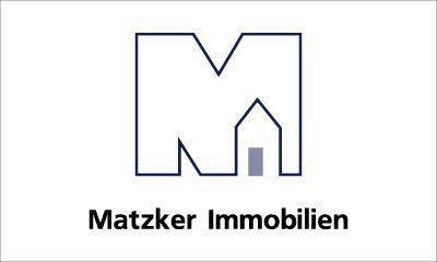 Hier sehen Sie das Logo von Matzker Immobilien GmbH & Co KG