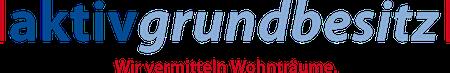 Hier sehen Sie das Logo von aktivgrundbesitz GmbH