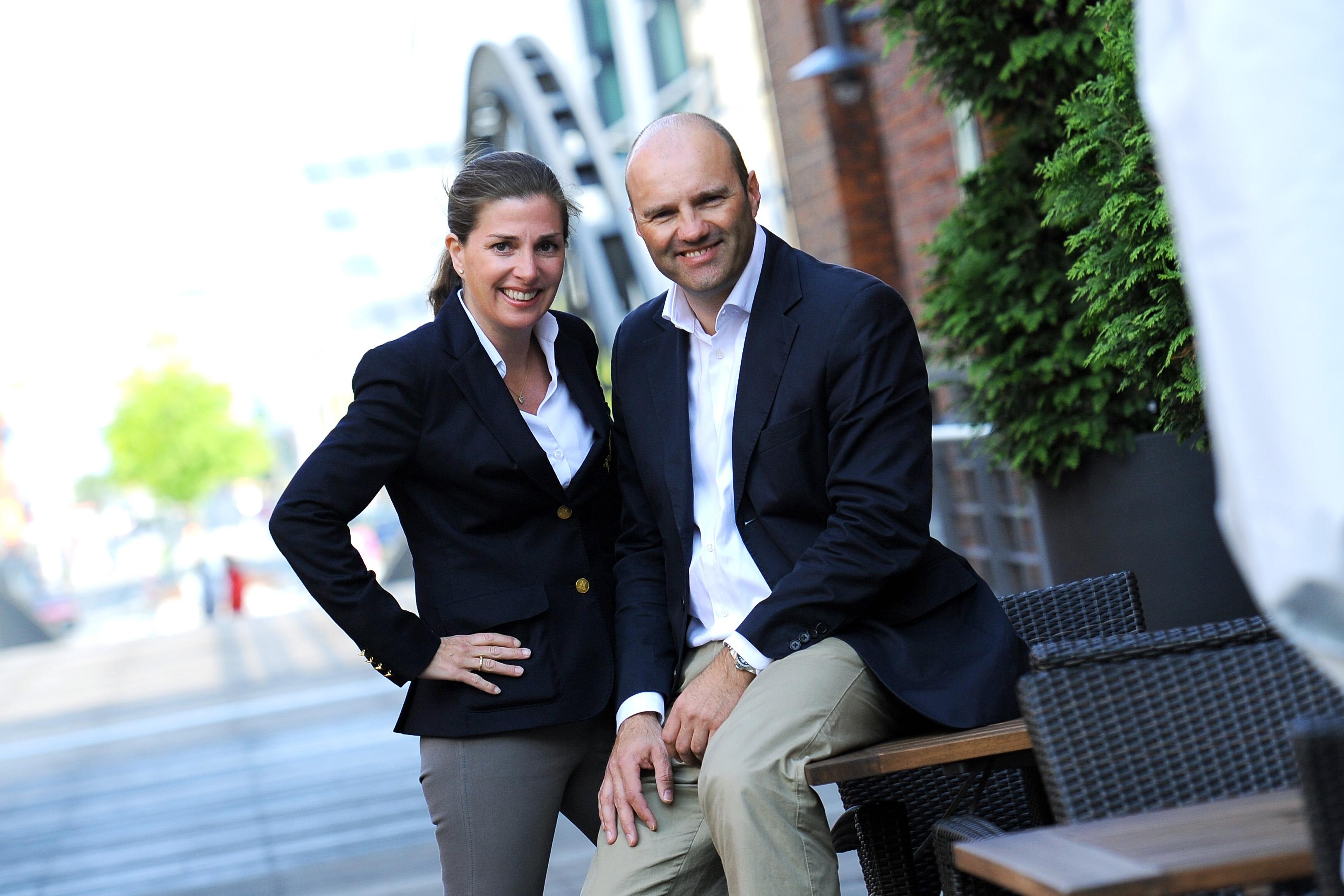 Ihre Makler Stefan Müller-Klug & Inga Krüll