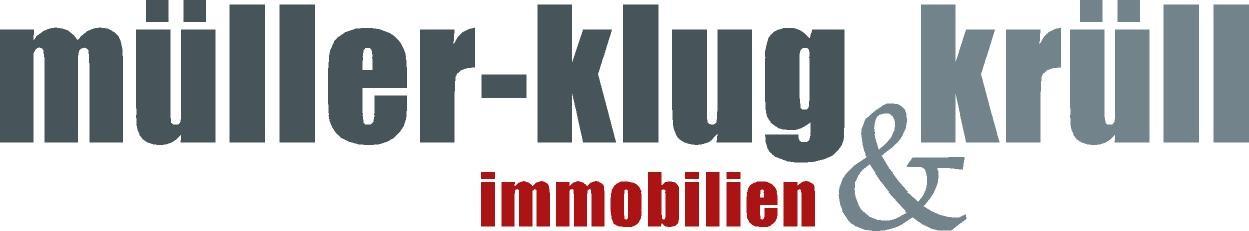 Hier sehen Sie das Logo von Müller-Klug & Krüll Immobilien GmbH & Co. KG