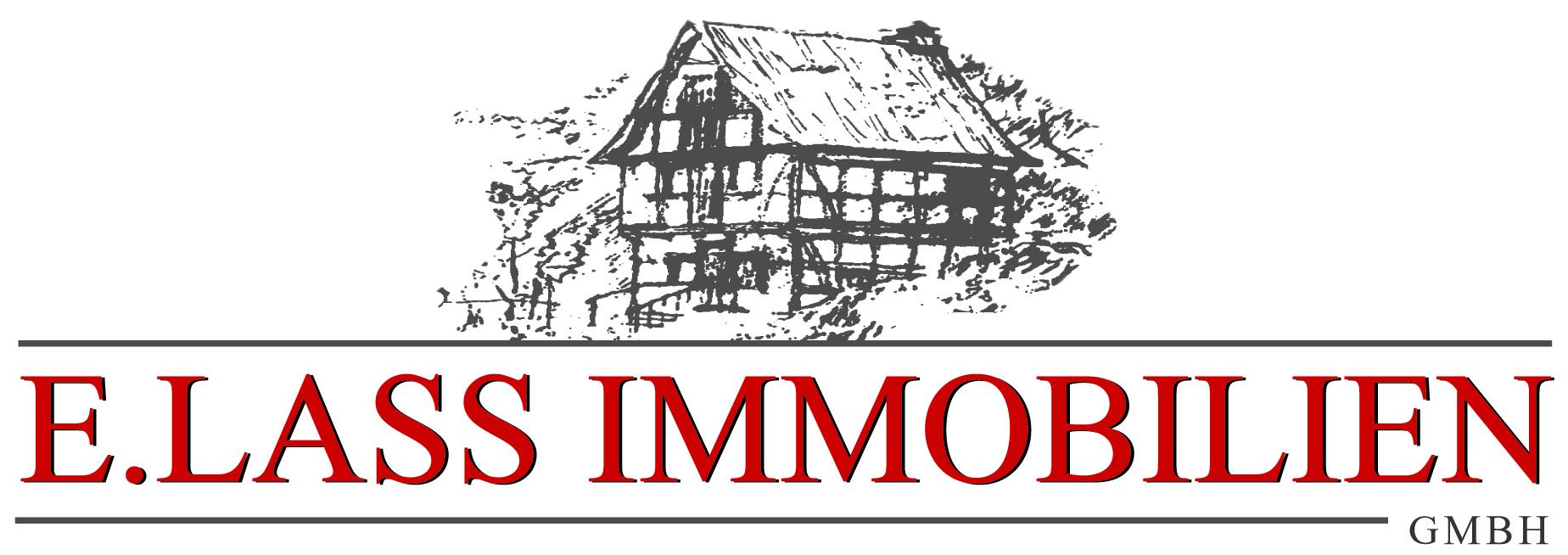 Hier sehen Sie das Logo von E. Lass Immobilien GmbH