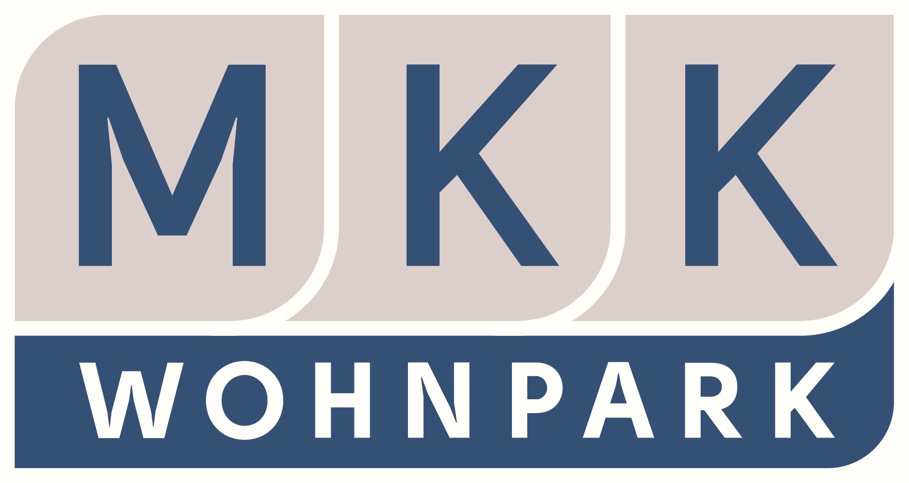 Hier sehen Sie das Logo von MKK Wohnpark GmbH