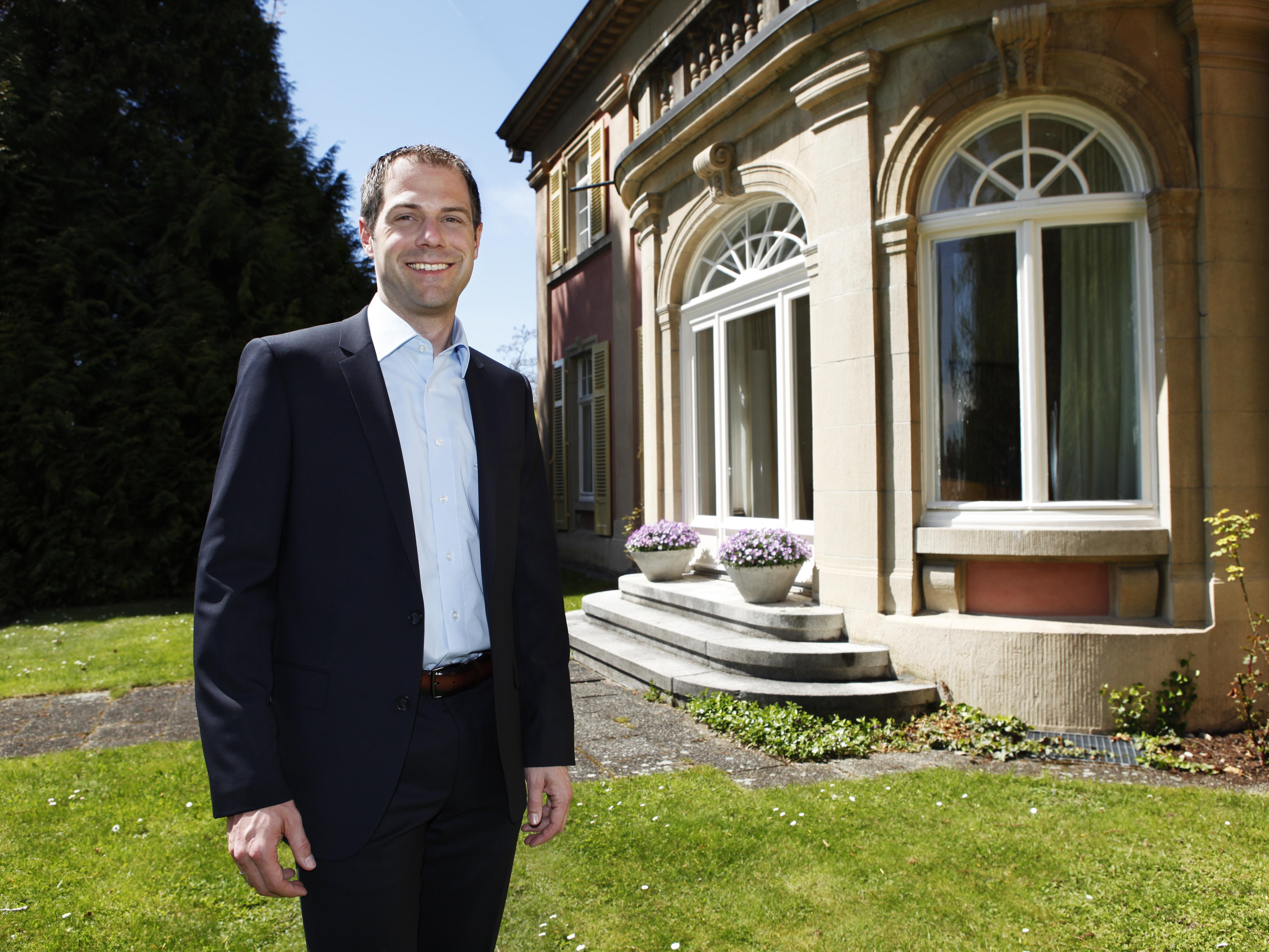 Geschäftsführer und Inhaber von Philipp Zimmermann Immobilien