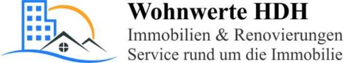 Hier sehen Sie das Logo von Wohnwerte Heidenheim