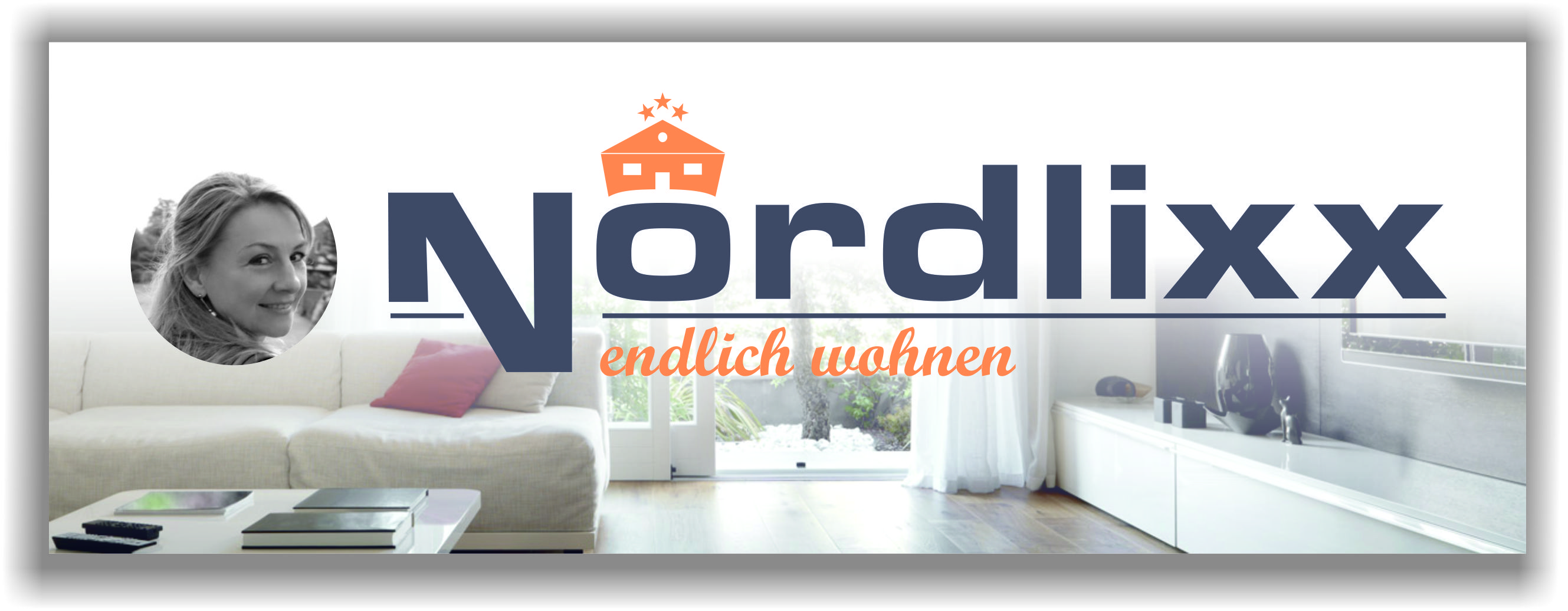 Hier sehen Sie das Logo von NORDLIXX endlich wohnen