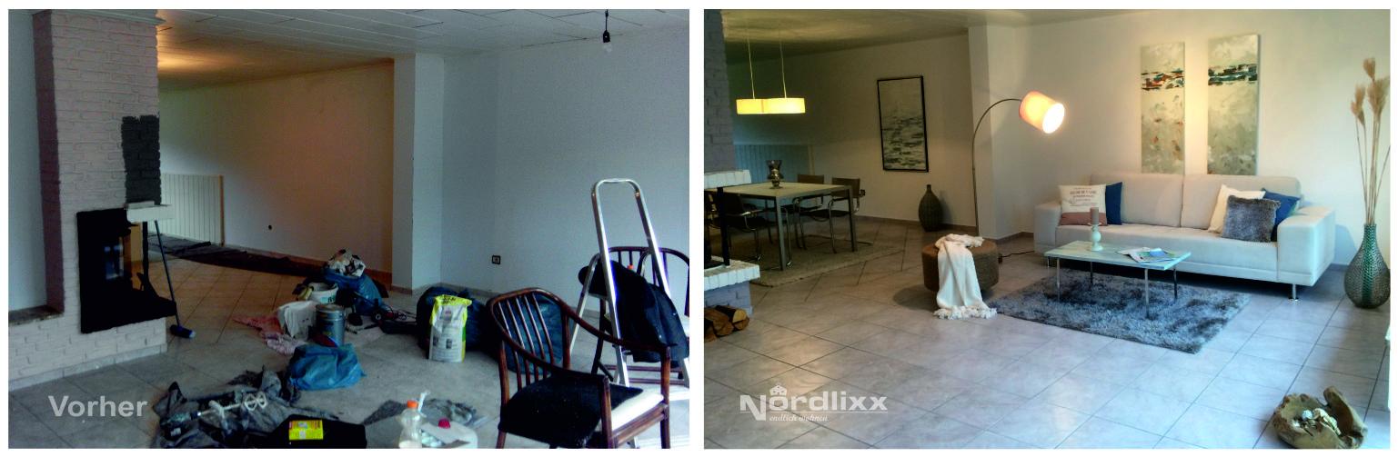 Home Staging regt das Vorstellungsvermögen für modernes Wohnen an!