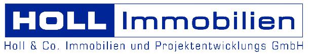 Hier sehen Sie das Logo von Holl & Co. Immobilien und Projektentwicklungs GmbH