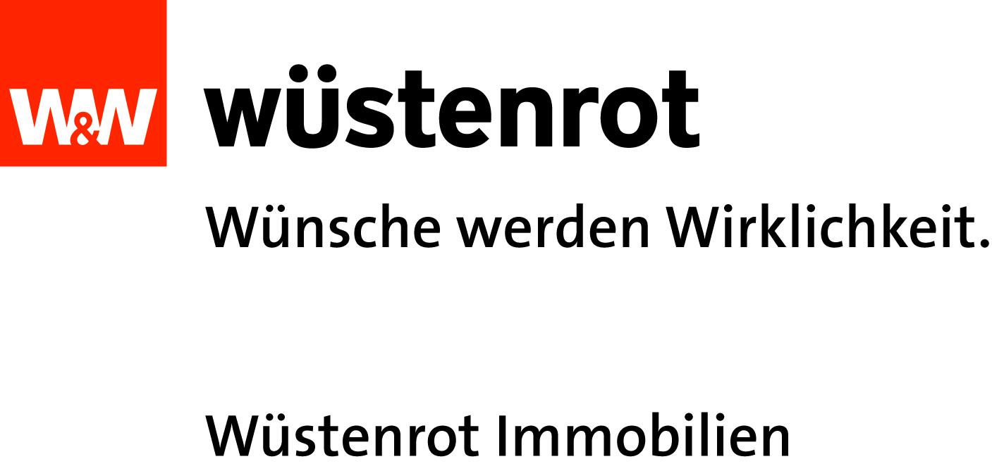 Hier sehen Sie das Logo von Wüstenrot Immobilien Trier