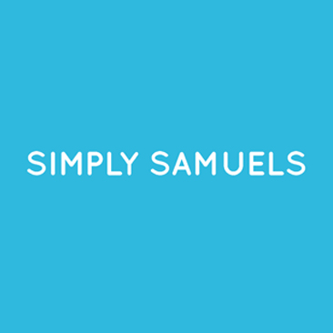 Hier sehen Sie das Logo von SIMPLY SAMUELS