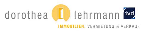 Hier sehen Sie das Logo von dorothea lehrmann immobilien