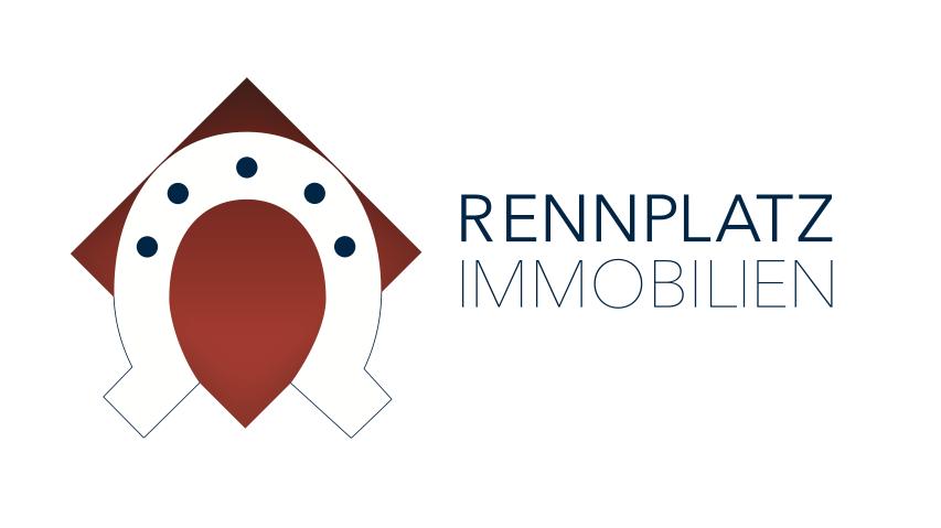 Hier sehen Sie das Logo von Rennplatz Immobilien GmbH