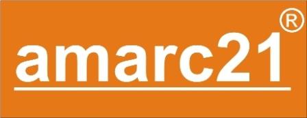 Hier sehen Sie das Logo von amarc21 Immobilien Müller