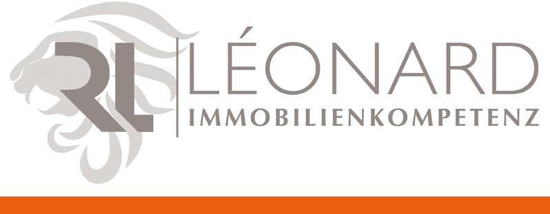 Hier sehen Sie das Logo von Léonard Immobilienkompetenz