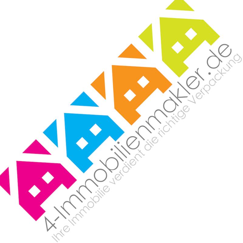 Hier sehen Sie das Logo von 4-Immobilienmakler.de