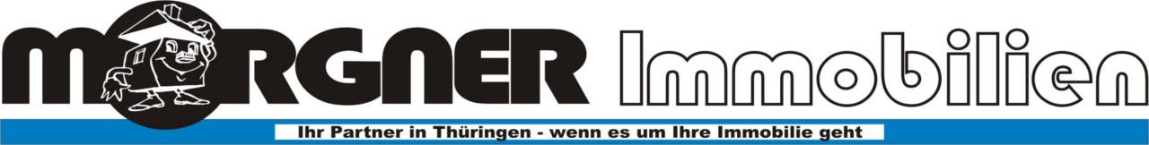Hier sehen Sie das Logo von Morgner Immobilien