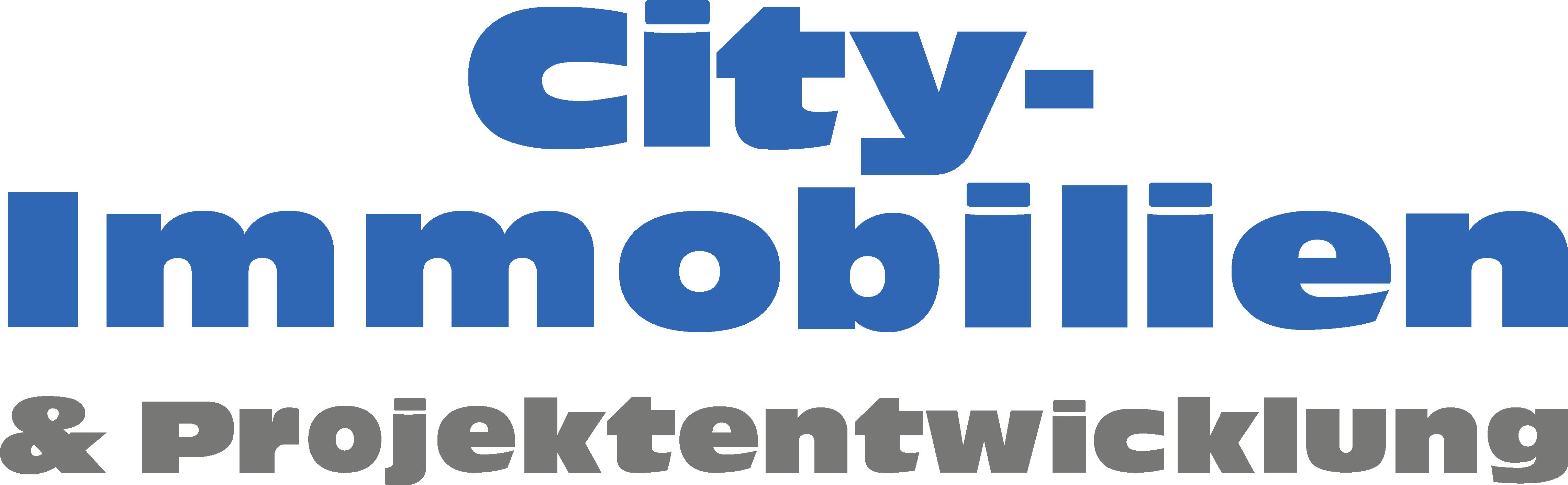 Hier sehen Sie das Logo von City-Immobilien & Projektentwicklung