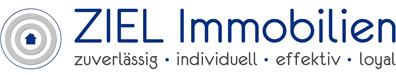 Hier sehen Sie das Logo von Ziel Immobilien